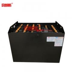 杭州叉车3吨平衡重叉车电池40-5DB500 杭州CPD30J叉车蓄电池80V500Ah