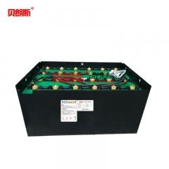 现代HB15E电动平衡重叉车蓄电池24-D-450S 现代叉车蓄电池48V450Ah