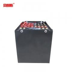 龙工叉车LG35B平衡重叉车蓄电池40-4PZS600 龙工叉车80V专用叉车电池