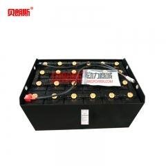 小松FB15EX-11叉车平衡重叉车蓄电池VCD8AC 小松叉车蓄电池48V400Ah