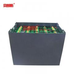 牛力3吨平衡重叉车蓄电池40-5DB500 牛力叉车电瓶80V500Ah厂家批发
