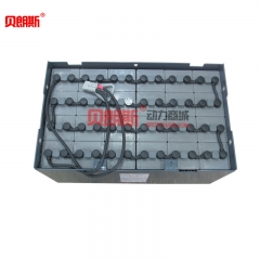 欧模(OM)XE20叉车蓄电池24-6PZS750 OM平衡重叉车电瓶48V750Ah厂家批发