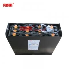 欧模(OM)电动托盘搬运叉车蓄电池 12-2PZS220 OM叉车TN22电池24V220Ah