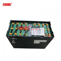 合叉叉车CQD25电动前移式叉车蓄电池24-D-500 合叉叉车电瓶48V500Ah批发