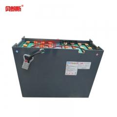 大连电动牵引车QYD80蓄电池24-5DB500 DALIAN电动牵引车电瓶48V500Ah