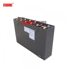 梯佑叉车XRS10电动堆高车蓄电池4PBS280 T&U叉车电瓶24V280Ah