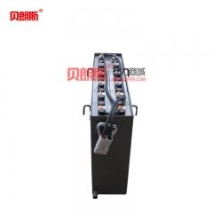厦工叉车XG515L-W01TB电动托盘堆垛车电瓶24V210Ah 贝朗斯品牌电池厂家