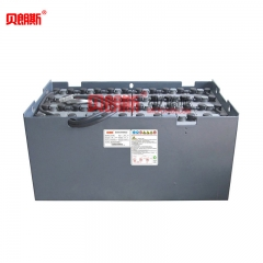 尤恩叉车FBR25-AZ1电动前移式叉车电池48V/450Ah 电动叉车蓄电池厂家