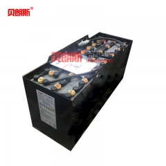 北京现代1.5吨牵引车HBP15叉车蓄电池VCF280 现代电动牵引车电瓶48V280Ah