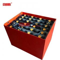 林德叉车E16平衡重叉车蓄电池24-5PZS575 林德叉车电瓶48V575Ah厂家批发