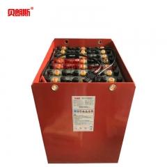 林德R20S前移式电动叉车蓄电池48V/5PZS700 叉车电池批发公司