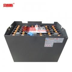 NICHIYU叉车电池VGD485 电瓶叉车蓄电池72V485Ah 力至优3吨叉车电瓶厂家