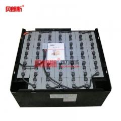 台励福叉车蓄电池40-5DB500 台励福FB30叉车电池80V500Ah
