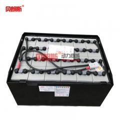 龙工2吨平衡重叉车电瓶24-D-600B 龙工叉车LG20B III专用蓄电池48V600Ah