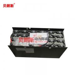 丰田7FBR30叉车电池VGF445 丰田电动前移式叉车蓄电池48V445Ah厂家直销