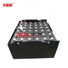 丰田7FBM18电动叉车蓄电池VCH4A 贝朗斯丰田叉车电瓶80V400Ah批发厂家
