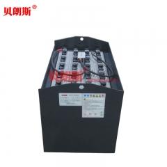 7FBE18丰田叉车三支点平衡重电池VSI565 丰田专用叉车蓄电池48V565Ah