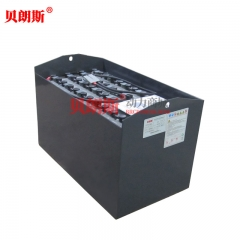 丰田1.5吨三支点平衡重叉车电池VSF6A 丰田8FBE15叉车蓄电池厂家批发