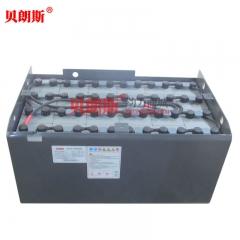 VCD8AC叉车48V蓄电池组 江淮CPD16平衡重叉车电瓶8PBS400厂家批发
