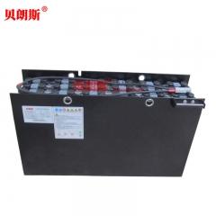 丰田叉车7FBR10电动前移式叉车电瓶VSF3A 丰田叉车蓄电池48V210Ah厂家批发