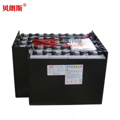 TOTOTA叉车7FBH18蓄电池8PZB560,丰田1.8吨电瓶叉车电池48V560Ah