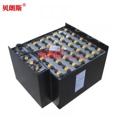 丰田叉车7FB35J平衡重叉车蓄电池VSF6A 丰田80V叉车电瓶厂家销售
