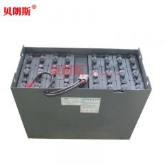 合力三支点平衡重叉车蓄电池24-6PZS720H 贝朗斯合力CPD20S叉车电池48V720Ah