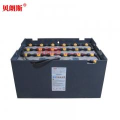 中力1.6吨三支点电动叉车蓄电池24-10DB500H 中力叉车CPD16TV8电瓶48V500Ah
