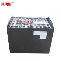 斗山叉车B50X电动平衡重蓄电池80V720Ah 6PzS720贝朗斯电池厂家叉车电瓶doosan