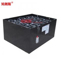 柳工2吨叉车平衡重叉车蓄电池9PZS630 柳工叉车CPD20专用电瓶48V630Ah