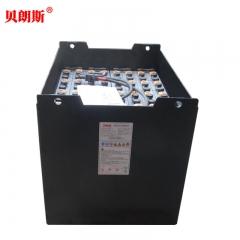 合力叉车CPD40平衡重叉车蓄电池40-5PZS600H 贝朗斯合力叉车电池80V600Ah