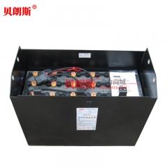 杭州CPD18J平衡重叉车蓄电池24-6PZB420 贝朗斯杭州叉车电池48V420Ah