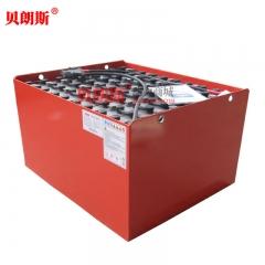 林德叉车E20电动平衡重叉车蓄电池80V/4PZS460 LINDE叉车电池厂家批发