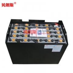 VSH7A叉车电池型号48V700Ah 海斯特电瓶叉车配件 Hyster叉车J2.00EX电池规格表