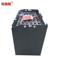 牵引型丰田叉车VSDX565MH铅酸蓄电池组 丰田3吨平衡重四轮叉车蓄电池
