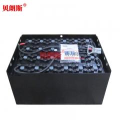 生产11PBS715铅酸蓄电池 贝朗斯牌 现代电动叉车48V专用蓄电池715Ah