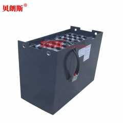 现代平衡重叉车蓄电池24-8PBS840 现代叉车HB2.0-II电瓶48V840Ah厂家批发
