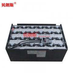 诺力叉车VCD8AC叉车蓄电池48V 诺力FE4F16平衡重电瓶叉车电池8PZB400