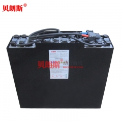 BT托盘叉车LPE240叉车蓄电池3PzS465 BT叉车24V蓄电池组生产厂家