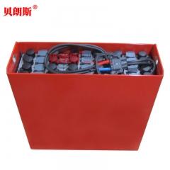 24V堆垛车电池品牌2HPzS240适用林德2吨全电动堆垛机蓄电池使用
