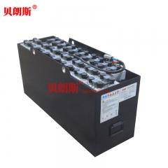 【力至优】24-6DB390菱重铲车铅酸蓄电池48V适用1.5吨NICHIYU三轮平衡重电瓶叉车