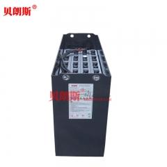 合力电池4PZS480三支点电瓶叉车CPD18S-FQ2用蓄电池组 合力48V叉车电瓶安装参数