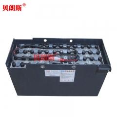小松电动叉车蓄电池4PZB280 日本小松FB18R前移式电瓶叉车电瓶48V280Ah