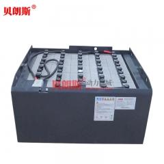 丰田叉车6FB25电动叉车蓄电池VSDX565MH 丰田叉车电瓶48V565Ah电池厂家
