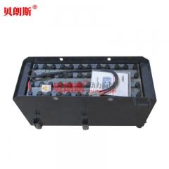 KOMATSU牵引叉车电池品牌24-5PzB375 配套小松叉车FB25RL仓储铲车电池48V375