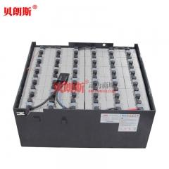 力至优电动叉车蓄电池VSDX565MH 日本力至优72V叉车FB系列叉车电池