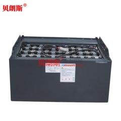 斗山叉车B18Se四轮平衡重蓄电池48V500Ah 贝朗斯品牌电池批发厂家