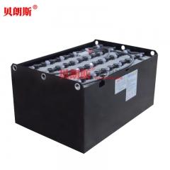 VSB7-48神钢叉车6FBM10蓄电池 正品配件 贝朗斯牌电动叉车电瓶制造商