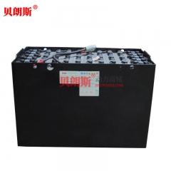 合叉3吨平衡重叉车蓄电池40-5DB500 合叉叉车CPD30叉车电瓶80V500Ah