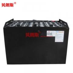 杭叉CPD50叉车80V叉车电瓶7PZB700 杭州平衡重叉车5吨蓄电池组80V700Ah